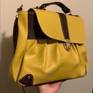 Retro vintage-looking purse